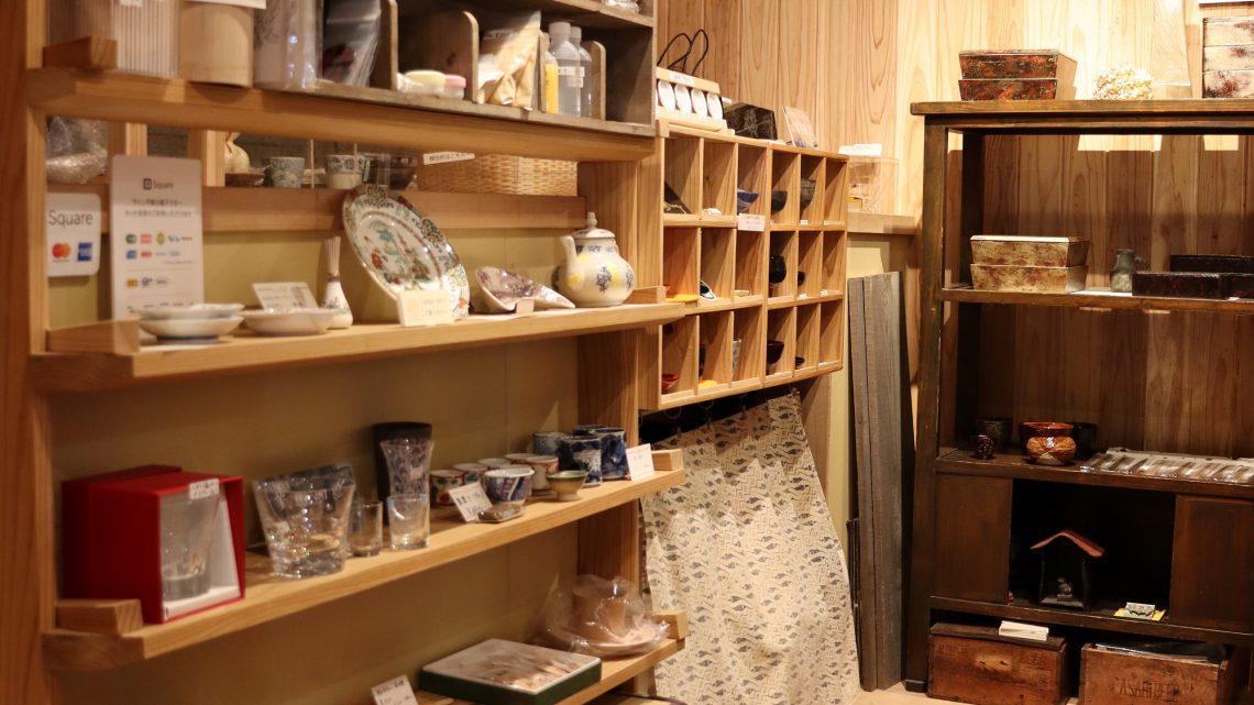 博多漆芸研究所室内